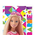 Serviettes Barbie - Double Epaisseur