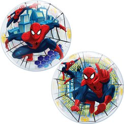 Ballon Bulle Ultimate Spider-Man - 56 cm