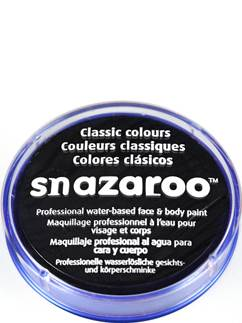 Maquillage Snazaroo Noir - 18 ml