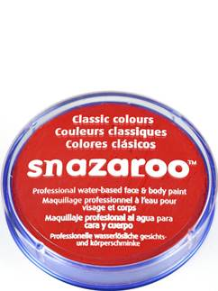 Maquillage Snazaroo Rouge Vif - 18 ml