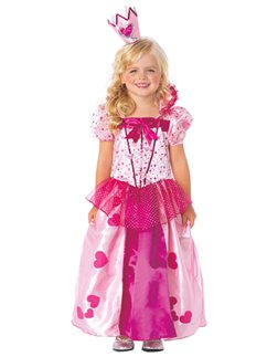Costume Princesse Adorable - XS