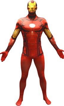 Costume Iron Man Marvel - Adulte
