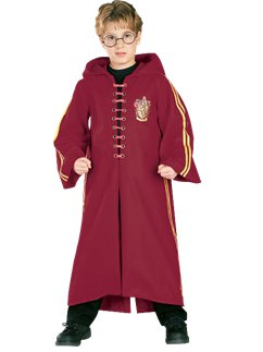 Robe de Quidditch Harry Potter