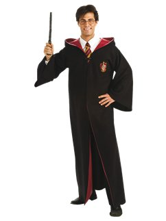 Robe de Sorcier Harry Potter Version Prestige