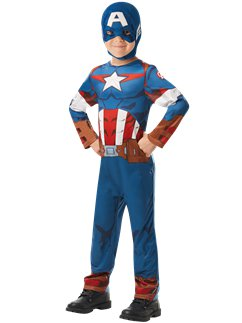 Captain America - 2/3 Ans