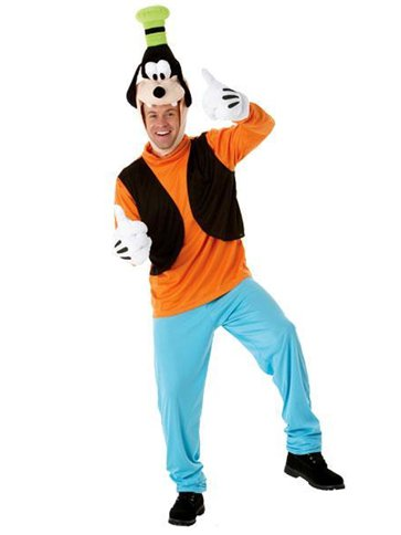 goofy costume adulte party city. Black Bedroom Furniture Sets. Home Design Ideas