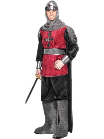 Costume chevalier adulte