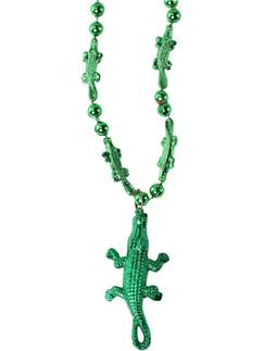 Collier de Perles Crocodile