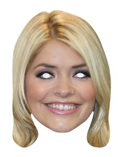 Masque Holly Willoughby