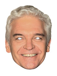 Masque Phillip Schofield