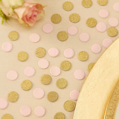 Confettis de Table Perfection Pastel