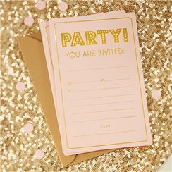 Invitations Perfection Pastel
