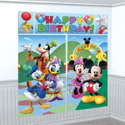 Décor Mural Mickey Mouse