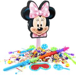 Kit Piñata Minnie Mouse