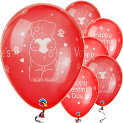 "Ballons Saint-Valentin ""Me to You"" - 28 cm, Latex"