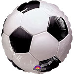 Ballon Football - Alu, 46 cm