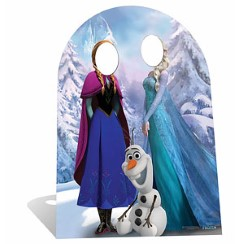 Photobooth La Reine des Neiges - 127 cm