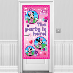 Poster de Porte Minnie Mouse - 1,7 m