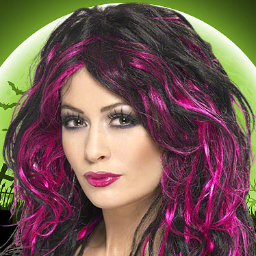 Halloween Wigs Party City 71