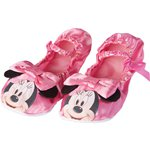 Chaussons Rose Minnie Mouse