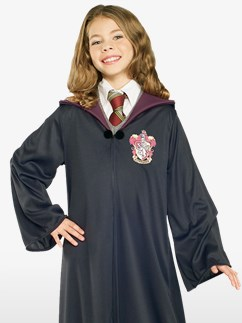 Robe de Gryffondor d'Harry Potter - Déguisement Enfant Fancy Dress