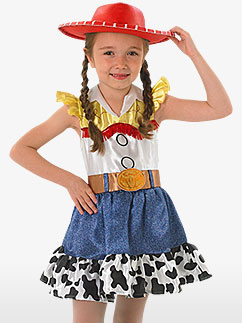 Jessie - Déguisement Enfant Fancy Dress
