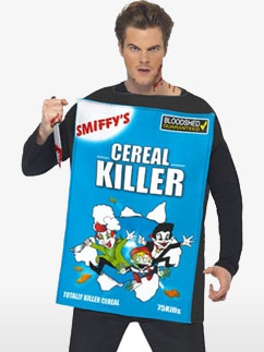 Cereal Killer - Déguisement Adulte