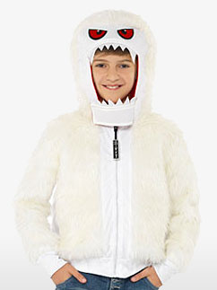 Monstre Abominable - Déguisement Enfant Fancy Dress