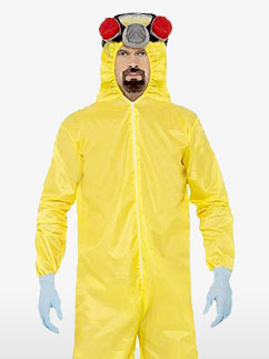 Breaking Bad - Déguisement Adulte Fancy Dress