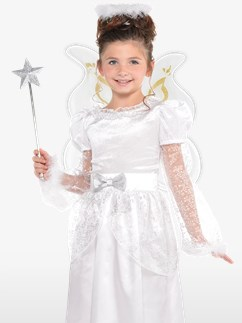 Ange - Déguisement Enfant Fancy Dress