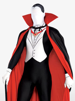 Combinaison Vampire - Déguisement Adulte Fancy Dress