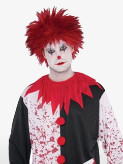Chemise Clown Diabolique - Déguisement Adulte Fancy Dress