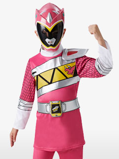 Power Ranger Rose Prestige