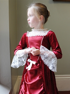 Miss Isabella - Déguisement Enfant Fancy Dress