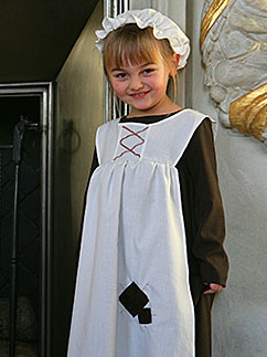 Ursula la Gamine des Rues - Déguisement Enfant  Fancy Dress