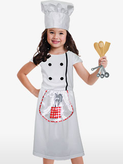Chef - Déguisement Enfant Fancy Dress