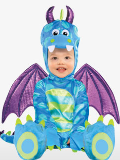 Petit Dragon - Déguisement Bébé  Fancy Dress
