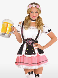 Oktobermiss - Déguisement Adulte  Fancy Dress