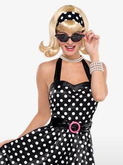 Robe Twist and Shout - Déguisement Adulte  Fancy Dress