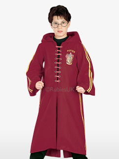 Robe de Quidditch Harry Potter - Déguisement Enfant  Fancy Dress