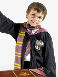 Déguisement de Harry Potter avec Malle - Déguisement Enfant Fancy Dress
