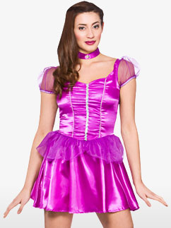 Douce Princesse - Déguisement Adulte  Fancy Dress