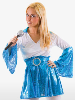 Mama Mia - Déguisement Adulte  Fancy Dress