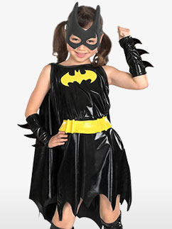 Batgirl - Costume enfant Fancy Dress
