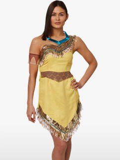 Pocahontas - Déguisement Adulte  Fancy Dress