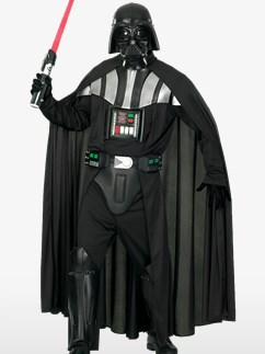 Dark Vador Version Prestige - Taille Standard Fancy Dress