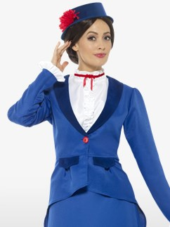 Nourrice Victorienne - Déguisement Adulte  Fancy Dress