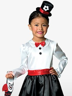 Nourrice Victorienne - Déguisement Enfant Fancy Dress