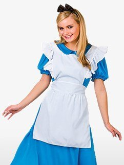 Alice du Livre de Contes - Déguisement Adulte  Fancy Dress