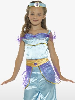Princesse Arabique - Déguisement Enfant Fancy Dress